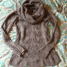 """Merino Wool Knit Tunic Stunning and chic sweater absolutely no flaws, like new. Not sure I want to sell this!  All orders ship same or next day NO Trades/Paypal/Mercari Bundles are always discounted """"Offer"""" button offers welcome and encouraged!  Any questions, just ask me! HAPPY POSHING ❤ BCBGMaxAzria Sweaters Cowl & Turtlenecks"""