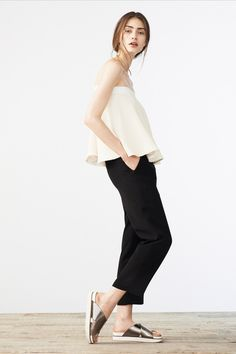 Elizabeth and James | Resort 2015 Collection | Style.com