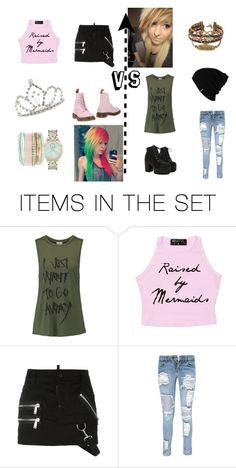 """Which One?"" by theonlykilljoy ❤ liked on Polyvore featuring art"