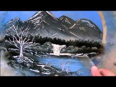 Spray painting art by Ivan Peroncik 2 - Clock