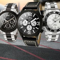 Invicta Watches - Flash Event! UP TO 93% off