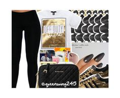 """Pop Style x Drake a.k.a Champagne Papi☺️"" by queenswag245 ❤ liked on Polyvore featuring adidas and Michael Kors"