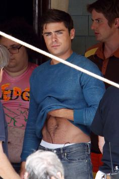 The 40 Most Divine Things Zac Efron Did In 2013