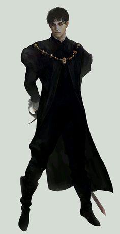 Edgar Holmes - Espadachim de Kartan
