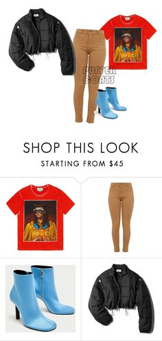 """""""Untitled #617"""" by taggedbykimmie15 on Polyvore featuring Gucci and 3.1 Phillip Lim"""