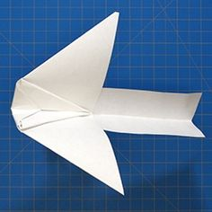 how to make a paper ufo that fly