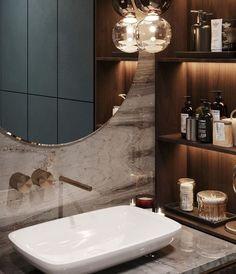 Small Bathroom Interior, Cozy Bathroom, Natural Bathroom, Modern Bathroom Decor, Modern Bathroom Design, Modern House Design, Washroom Design, Toilet Design, Bathroom Inspiration