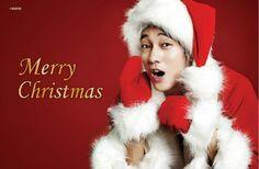 12 festive photos of So Ji Sub and Shin Min Ah to put you in the Christmas spirit