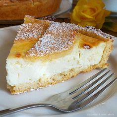 Sweet Recipes, Cake Recipes, Dessert Recipes, Cake Cookies, Cupcake Cakes, Crostata Recipe, Confort Food, Delicious Desserts, Yummy Food