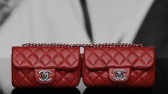 Chanel double lambskin mini cross-body classic flap bag (Cruise 2011/12) Gucci Purses, Chanel Purse, Colourful Outfits, Fashion Handbags, Crossbody Bag, Cross Body, Shoulder Bag, Mini, Cruise