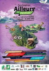 Destination Ailleurs, le festival, Beaumont-du-Lac, Limousin