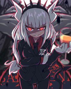 Manga Anime, Demon Wolf, Wolf Artwork, Cute Anime Pics, Demon Girl, Best Waifu, Anime Art Girl, Character Design Inspiration, Cute Art