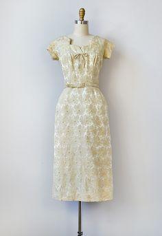 ★ | Champagne Pearl Dress