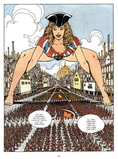 Jkr comics comic blondes in shot skirts and sci