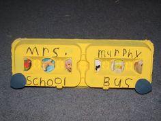 back to school kids craft