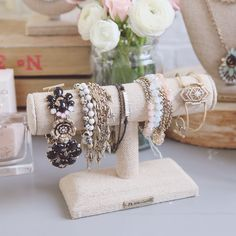 One can never have too many! Shop bound-to-be-bestselling NEW bracelets on my boutique today!