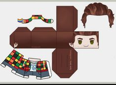One Direction Crafts, Arte One Direction, One Direction Drawings, One Direction Memes, One Direction Photos, Harry Styles Cute, Harry Styles Photos, Harry Edward Styles, Patron Cube