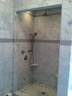 Stand Up Shower Ideas master bathroom stand-up shower | for the home | pinterest