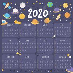 Discover thousands of free-copyright vectors on Freepik 2020 Calendar Template, Free Printable Calendar, Planner Template, Printable Planner, Blank Calendar, Calendar 2020, Schedule Templates, Cute Notes, Good Notes
