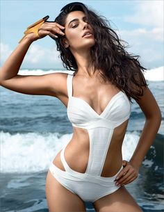 ONE-PIECE BANDAGE BIKINI FOR HOT SUMMER