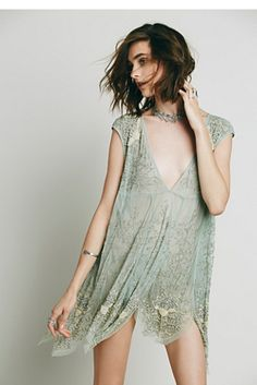 Free People Deep Sleep Slip at Free People Clothing Boutique