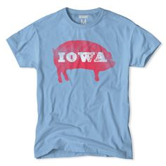 Iowa Pig T-Shirt