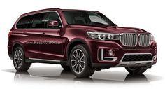 BMW X7 2016 » Los Mejores Autos