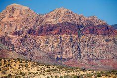 Red Rock Canyon, NV