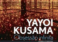 """""""Yayoi Kusama: Obsessão Infinita"""" em São Paulo"""