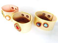 #pulseras #soutache #moda #estilo #venezuela #fashion #estilo #caracas #ccs #vzla www.gscmoda.com