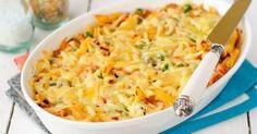 gratin-de-macaroni-au-jambon-fume