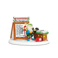 Department 56 North Pole Countdown To Christmas Mission ** Read review…