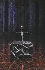 The Sword of Shannara at Paranor -  First Kng of Shannara