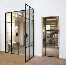 1000 images about deuren en suite on pinterest met ceiling pendant and sliding doors - Metaal schorsing en glazen ...