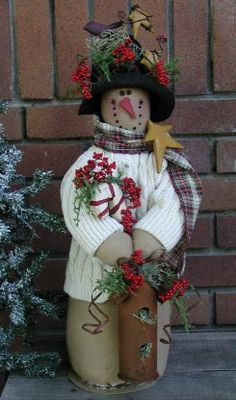 Image detail for -Primitive, Country Doll Patterns - Janie's Angel Babies