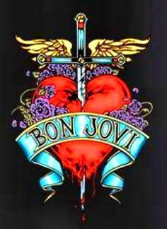 ☯☮ॐ American Hippie Classic Rock Music Bon Jovi Jon Bon Jovi, Great Bands, Cool Bands, My Favorite Music, My Favorite Things, 80s Rock, Love Rocks, Kinds Of Music, Classic Rock