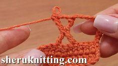 The X Crochet Stitch Tutorial 29 Treble Crochet Posts