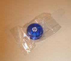 Hewlett Packard Logo Translucent Blue Yo Yo by HP