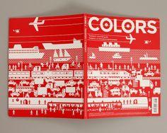 Graphic design inspiration:  Magazine cover
