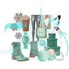 """""""Acqua ...."""" by cindisarco on Polyvore"""
