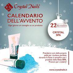 Calendario dell'avvento Crystal Nails - 22 dicembre #crystalnails #crystalspa