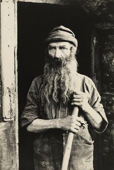 Orcadian fisherman, Orkney.
