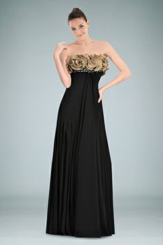 charming-strapless-evening-dress-accented-with-delicate-floral-motifs-and-beads