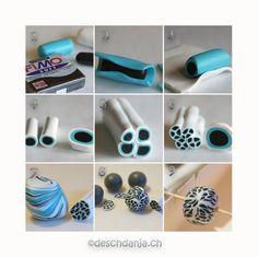 Millepunti beads. www.deschdanja.ch