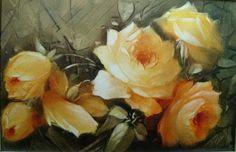 Floral - óleo sobre tela.