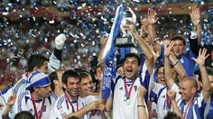 Europameister 2004- Griechenland