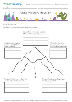 22 Best Free Literacy Worksheets images in 2017 | Literacy ...