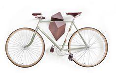 Bike Hanger by Woodstick Ltd.