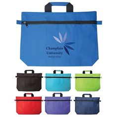 Promotional Non-Woven Document Bag | Customized Document Bags | Promotional Document Bags