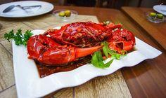 pirates king crab - Pirates Seafood Restaurant and Karaoke Bar Seafood Restaurant, Grubs, Karaoke, Tandoori Chicken, Pirates, Restaurants, King, Bar, Ethnic Recipes